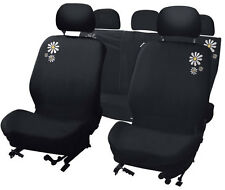 BRAND NEW DAISY 9 PIECE CAR INTERIOR SEAT COVERS