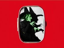 WICKED WITCH GREEN VINTAGE HALLOWEEN WICCA METAL PILL MINT BOX CASE