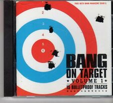 (FP436) Bang On Target Vol 1, 15 tracks - August 2003 Bang Magazine CD