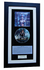 IRON MAIDEN X-Factor CLASSIC CD GALLERY QUALITY FRAMED+EXPRESS GLOBAL SHIPPING +