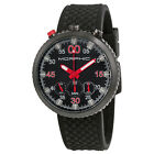 Morphic M29 Chronograph Black Ion-plated Steel Mens Watch 2904