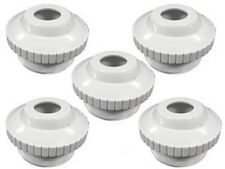 "5 pack Pool Spa Hydrostream Return Jet Fitting 3/4"" Opening Fit Hayward SP1419D"