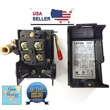 Pressure Control Switch for Air Compressor 95-125psi SINGLE 1 PORT with unloader
