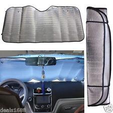 Casual Foldable Car Windshield Sun Visor Cover Front Rear Block Window Sun Shade