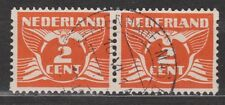 Roltanding 60 pair CANCEL 's GRAVENHAGE NVPH Nederland Netherlands syncopated