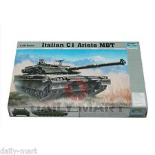 Trumpeter 1/35 00332 Italian C-1 Ariete MBT Model Kit