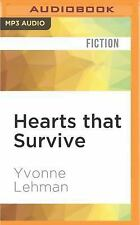 Hearts That Survive : A Novel of the Titanic by Yvonne Lehman (2016, MP3 CD,...
