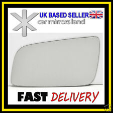 Left Passenger Wing Car Mirror Glass Replacement VAUXHALL ASTRA G MK4 1998-2005