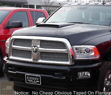 Dodge Ram Hood Scoop 2500,3500 Factory Look Style With Grille UNPAINTED HS003