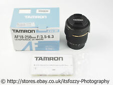 Tamron A18S 18-250mm f/3.5-6.3 LD asphérique IF macro Sony a mount