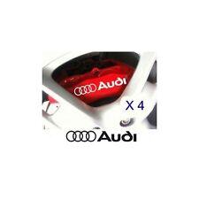 Autocollant Frein Audi stickers étriers - couleur : jaune