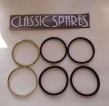 AUSTIN MORRIS 1100 1300 1300GT 1968 - 1974 FRONT CALIPER BRAKE SEAL KIT (JN429)