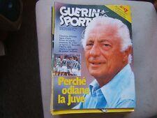 GUERIN SPORTIVO=N°46 1985=GOL7=TUTTOCOPPE= LA SCOZIA=FREDDIE SPENCER