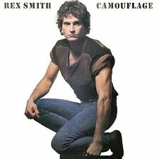 Camouflage by Rex Smith (CD, Mar-2009, Wounded Bird)