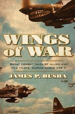 Wings of War: Great Combat Tales of Allied and Axis Pilots During World War II,