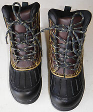 NWT Boys Ozark Trail Winter Duck Boots Size 4