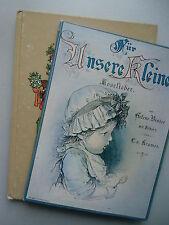 2 Bücher Für unsere Kleinen Koselieder + Kinderland, du Zauberland Reprints