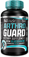 Arthro Guard 120 Tabs MULTI LEVEL JOINT AND BONE CARE TABLETS - Glucosamine, MSM