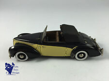 1/43° MA COLLECTION BRIANZA REF 57 ROSENGART SUPERTRACTION CABRIOLET 1939