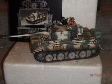 King & Country WW2 WS 177 (SL) German Snow Tiger Tank Strictly Limited RETIRED