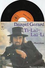 DANYEL GERARD Ti-Lai-Lai-Li 45