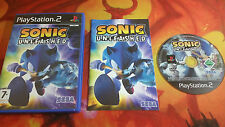 SONIC UNLEASHED PLAYSTATION 2 PS2 ENVÍO 24/48H
