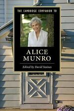 Cambridge Companions to Literature: The Cambridge Companion to Alice Munro...