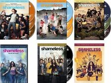 SHAMELESS DVD ALL Season 1-6 Complete DVD Set Collection Series TV Lot R1