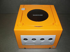 Nintendo Gamecube Spice Orange Console Only Replacement - Plays US Games-READ(1)