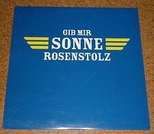 Maxi LP Rosenstolz Gib mir Sonne
