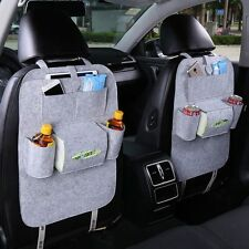 Auto Car Seat Back Storage Bag Multi-Pocket Organizer iPad iPhone Holder Hanger