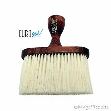 EURO Stil PROFESIONAL WOOD NECK BRUSH CEPILLO BERBERO Hairdressing tool BARBER