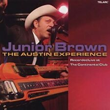 Live At The Continental Club-Austin Experience - Junior Brown (2005, CD NIEUW)
