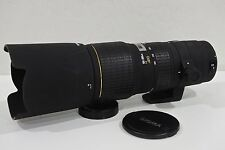Sigma EX 100-300mm f/4 APO HSM DG EX IF Lens For Canon EF