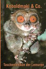 KOBOLDMAKI & Co - Taschenlexikon der Lemuren - NEU