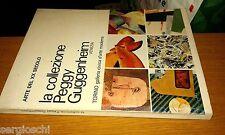 LA COLLEZIONE PEGGY GUGGENHEIM VENEZIA-ARTE DEL XX SECOLO-TORINO 1975-VL4