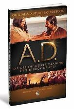 Official A.D. Study & Guidebook a 12-Week Study Through the Book of Acts