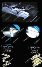 RANGE ROVER  EVOQUE WHITE CANBUS ERROR FREE INTERIOR CAR LED LIGHT BULBS KIT