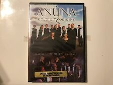 Celtic Origins with ANUNA Live at Trinity Cathedral Cleveland USA  (DVD) New