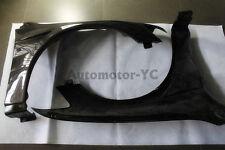 Carbon Z Speed +10mm Front Fender Guard For 01-07 Mitsubishi Lancer EVO 7 8 9