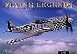 FLYING LEGENDS:  Photographs of Great Piston Combat Aircraft of WW2 - HARDCOVER