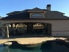 POOL HOUSE PLANS COMPLETE STUCCO