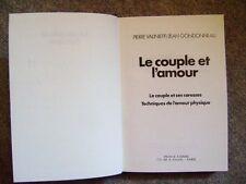 Livre Le couple et l'amour les techniques et les caresses 95 pages /G5