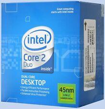 Intel E8400 duo core2  Processor Cpu 3.0 Ghz  LGA775 6MB Cache  SLB9J
