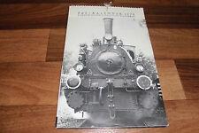 FdE KALENDER 1978 -- Europäischer Eisenbahn-Kalender // mit 52 S/W-Fotos
