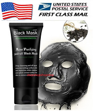 S Deep Cleansing Black MASK purifying peel-off mask Facial Clean Blackhead