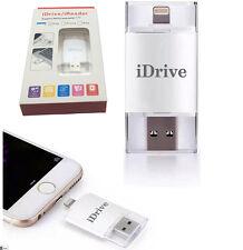 64GB USB i-Flash iDrive device U Disk For iPhone 5 5S 6 6S Ipad Air MiNi Ipod