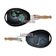 Land Rover Discovery 2 TD5 2 Button Remote Key Fob Case FULL Repair Service Fix