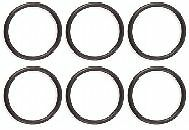 6 x O Rings / Rubber Seals for Bosch Diesel Injector in BMW X3 2.0 D 3.0 D