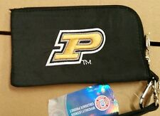 Purdue Boilermakers ID Wallet Wristlet Cell Phone Case Charm 14 Purse